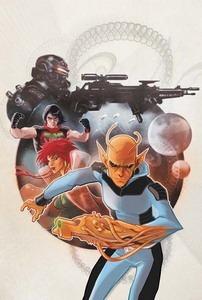 Legion of Superheroes #1