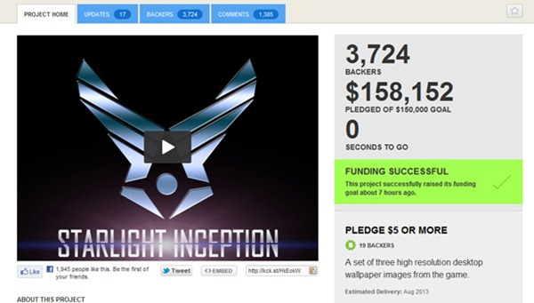 kickstarter-project-starlight-inception-successfully-funded