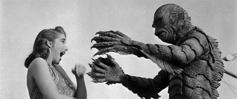 Creature from the black lagoon remake 2012