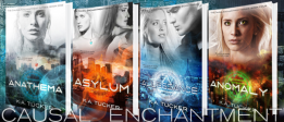 Review of K.A. Tucker's Causal Enchantment Series