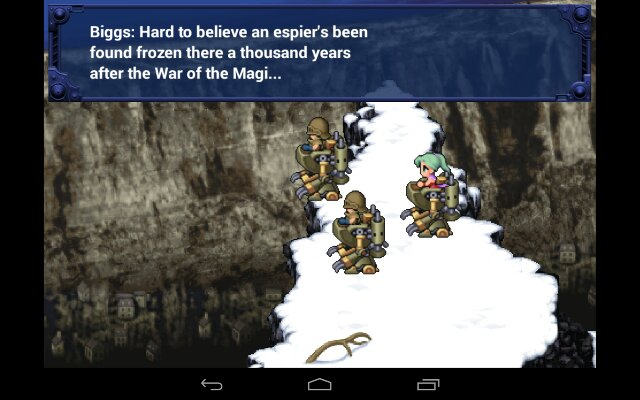 Just what has Square Enix done to the mobile version of ...