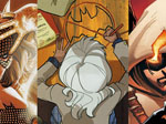 First look at Decembers Gotham Centric Covers and Solicits