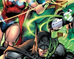 Exclusive four-issue collection of DC Comics' JUSTICE LEAGUE: ORIGIN
