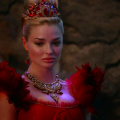 Emily Rigby as the Red Queen