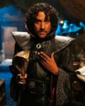 Naveen Andrews as the villain Jafar