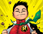 Tomasi's Big Reveal: The Return of Damian Wayne!