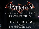 New Playables for Batman: Arkham Knight