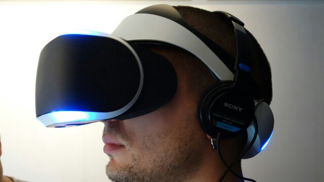 GDC: Sony Project Morpheus VR Headset for PS4 Hands-on – IGN – Cyn's