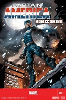 Captain America Homecoming #1