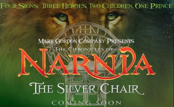 The Chronicles of Narnia: The Silver Chair Confirmed!