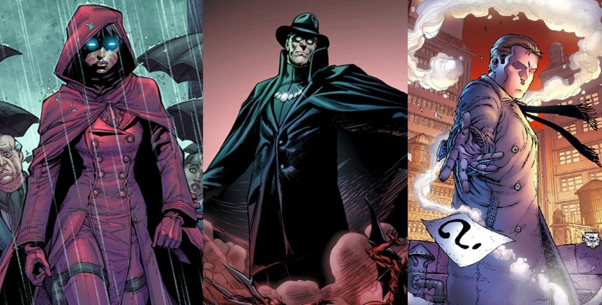 Trinity of Sin: An Idea for DC to think about - DC Comics News