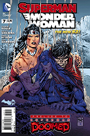 Superman/Wonder Woman #7