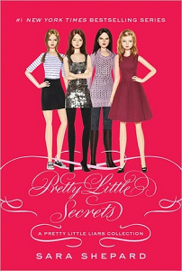 Pretty Little Secrets (Pretty Little Liars, #4.5)