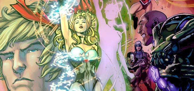 Week 27 2014 | Part 1 | Comic Reviews