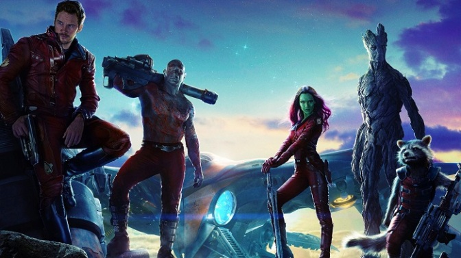 Out of this world! | Review of 'Guardians of the Galaxy'