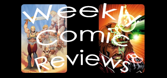 Week 31 2014 | Part 1 | Comic Reviews