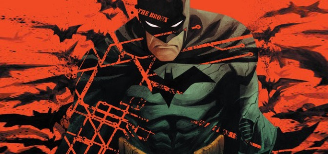 DC is taking over Gotham for the New York Comic Con 2014 – DC Comics News
