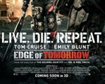 Gripping To The Last Second | Review of 'Edge of Tomorrow'