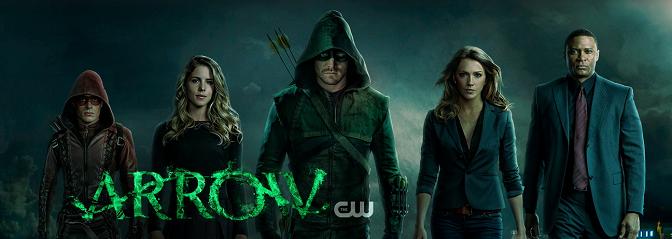 Green Arrow Para La Cuarta Temporada Arrowverse Co En