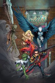 Teen Titans (2014 - ) #3