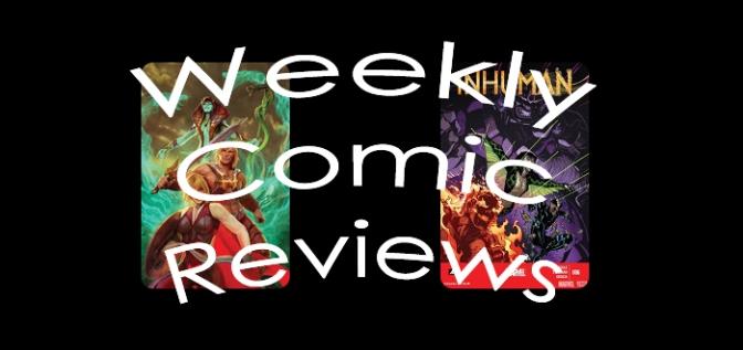 Week 41 2014 | Part 3 | Comic Reviews