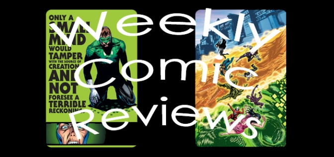 Week 43 2014 | Part 1 | Comic Reviews