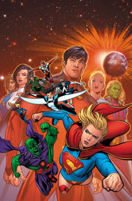 Justice League United Annual #1
