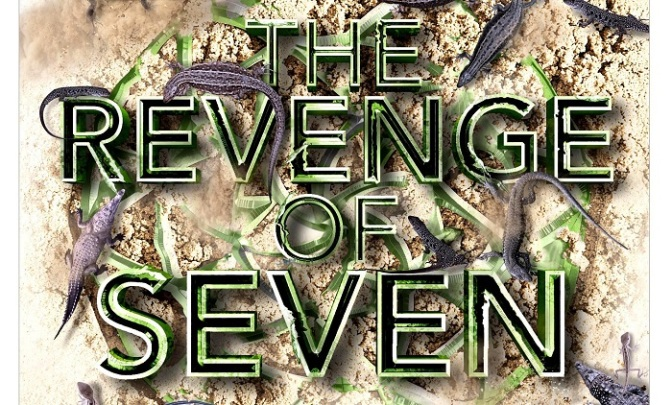 A Sci-Fi Adventure That Needs a Spark | Review of The Revenge of Seven (Lorien Legacies, #5) – 954 Nation