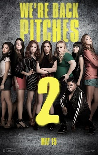 'Pitch Perfect 2' starring Anna Kendrick & Rebel Wilson
