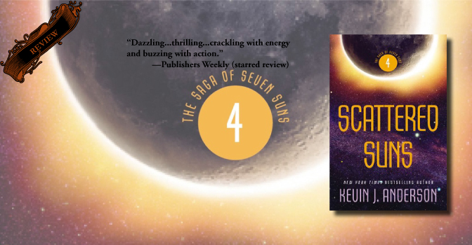 Review Scattered Suns Is An Electrifying Space Opera The Saga Of