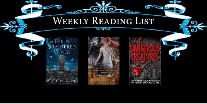 Weekly Reading List #17