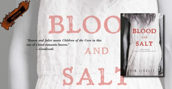 Both Vivid and Bland | Review of 'Blood and Salt' (Blood and Salt, #1)