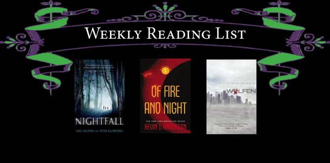 Weekly Reading List #20