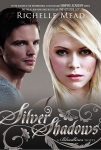 'Silver Shadows' by Richelle Mead Razorbill