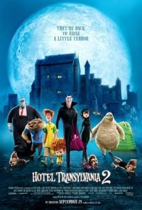 Hotel Transylvania 2 starring Adam Sandler, Selena Gomez & Andy Samberg