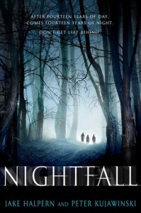 'Nightfall' by Jake Halpern & Peter Kujawinski  G.P. Putnam's Sons Books for Young Readers