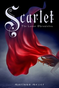 'Scarlet' by Marissa Meyer