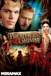 The Brothers Grimm starring Heath Ledger, Matt Damon and Lena Headey