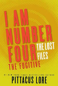 'The Fugitive' by Pittacus Lore HarperCollins