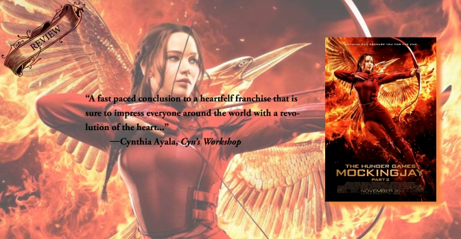 Fast Paced & A Brilliant Conclusion | Review of The Hunger Games: Mockingjay Part 2