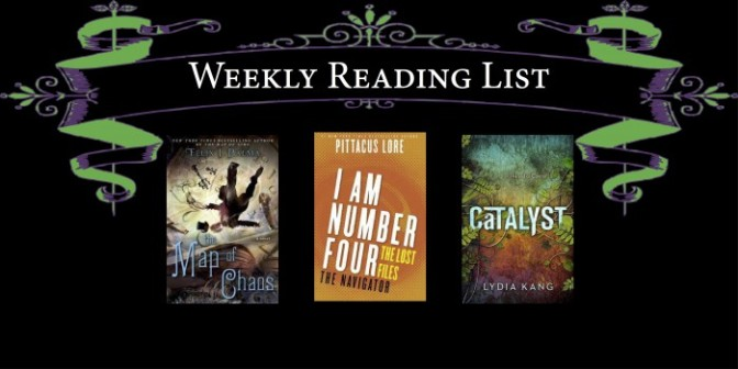 Weekly Reading List #25