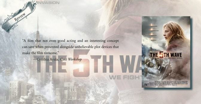 Somewhat Original Yet Mediocre | Review of 'The 5th Wave' (Film)