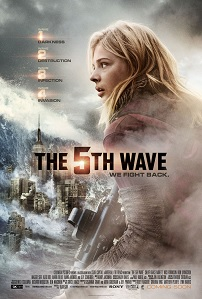'The 5th Wave' starring : Chloë Grace Moretz, Nick Robinson & Liev Schreiber Columbia Pictures Image Credit: The Cocoa Journal