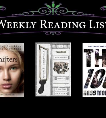 Weekly Reading List 34 Cyns Workshop
