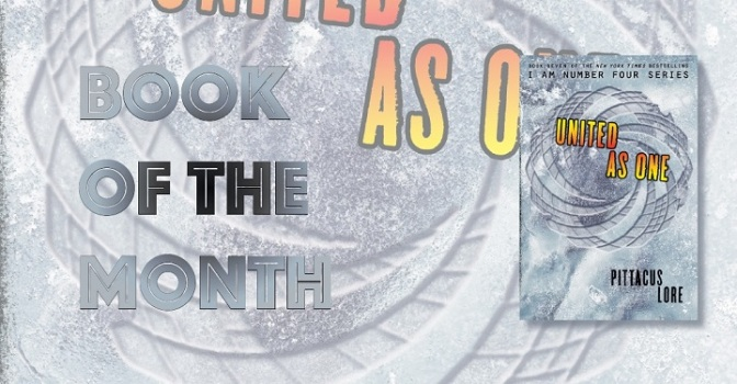 Book of the Month – June 2016