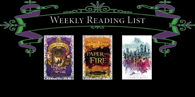 Weekly Reading List #46