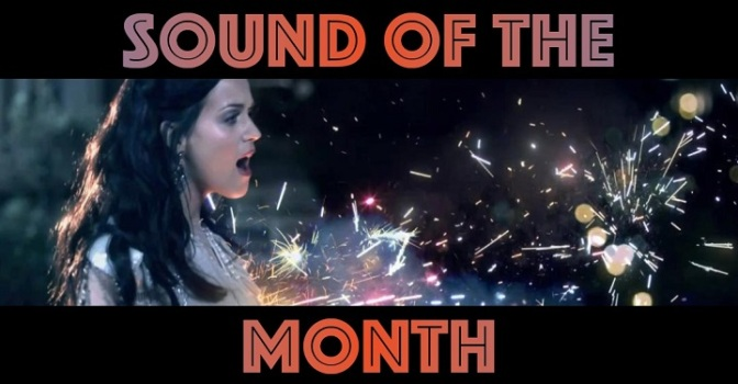 Sound of the Month – July 2016