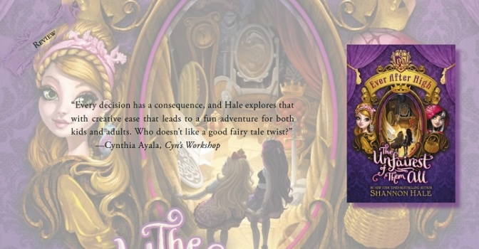A Fairy Tale Twist | Review of 'The Unfairest of Them All' (Ever After High #2)