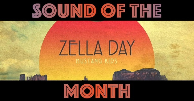 Sound of the Month - August 2016 Banner