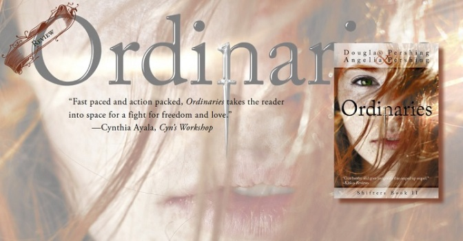 A Fast Pace Action Story | Review of 'Ordinaries' (Shifters #2)